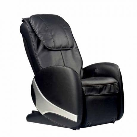 Massagesessel Alpha Techno 5000, schwarz-1
