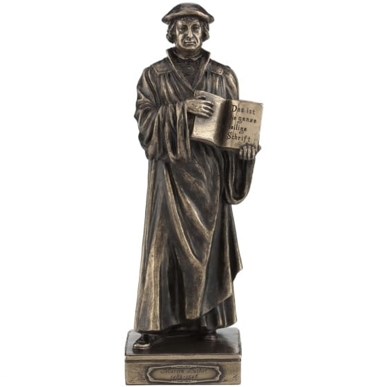 "Figurine commémorative  ""Martin Luther"""