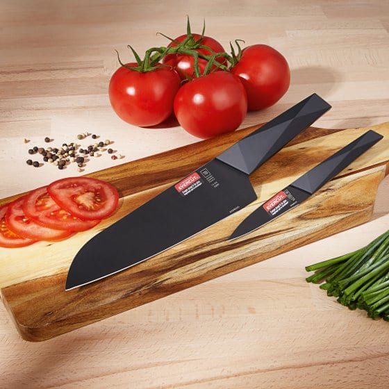 Santoku-Messer Evercut® Set