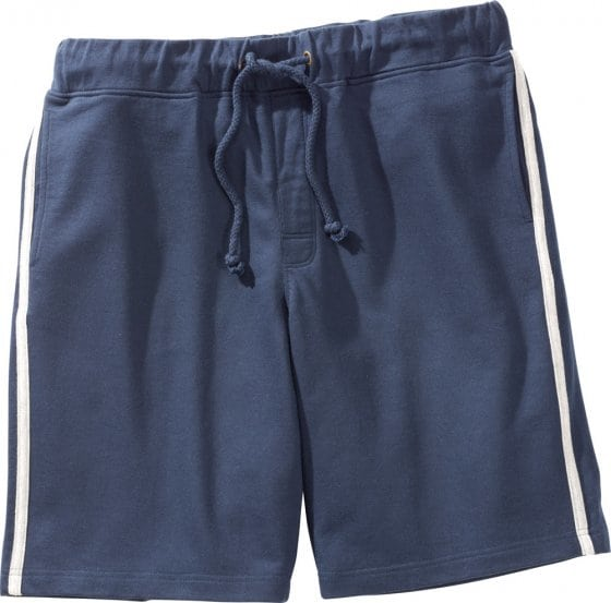Jersey shorts in dubbelpak