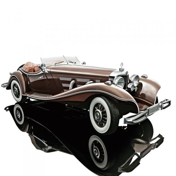 Mercedes Benz 500 K Spezial Roadster