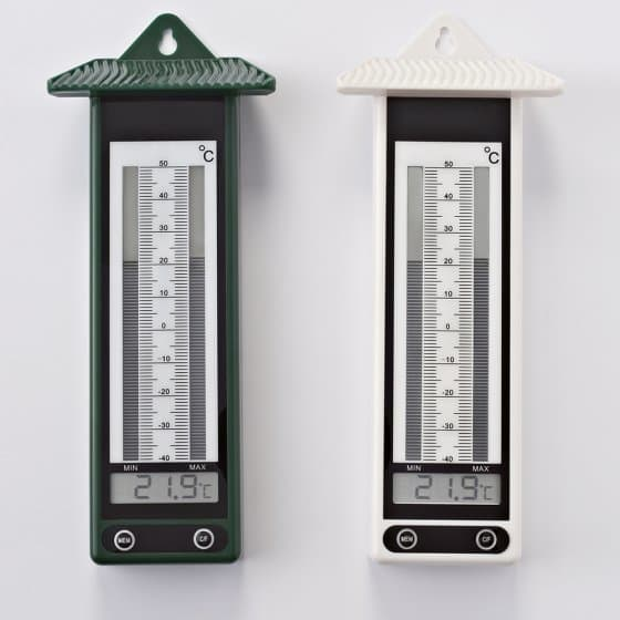 Elektrische thermometer (duo-pack)