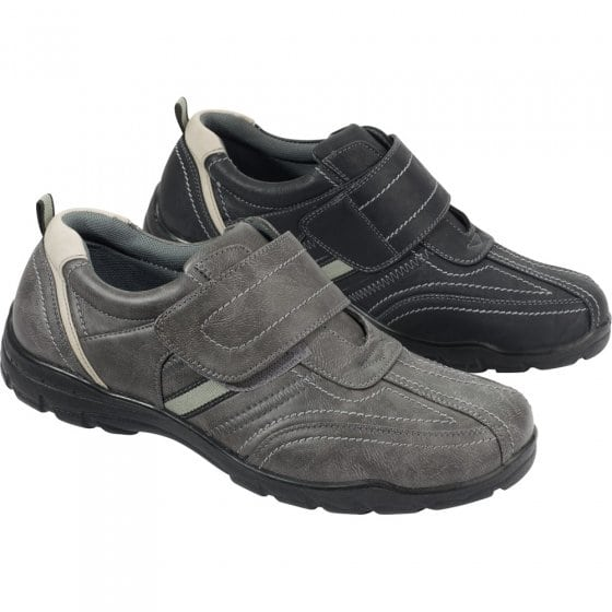 Chaussures à velcro sportives