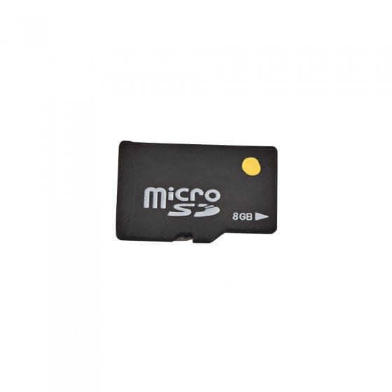 Micro SDHC-geheugenkaart 8GB
