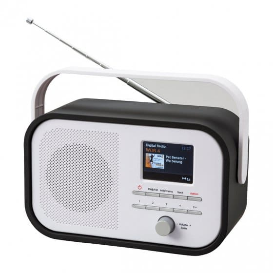 "DAB+ Radio ""Slideshow"""