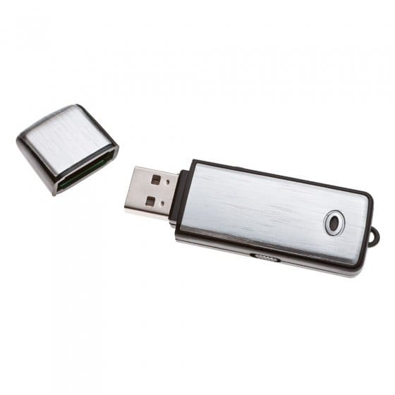 Mini dictaphone USB