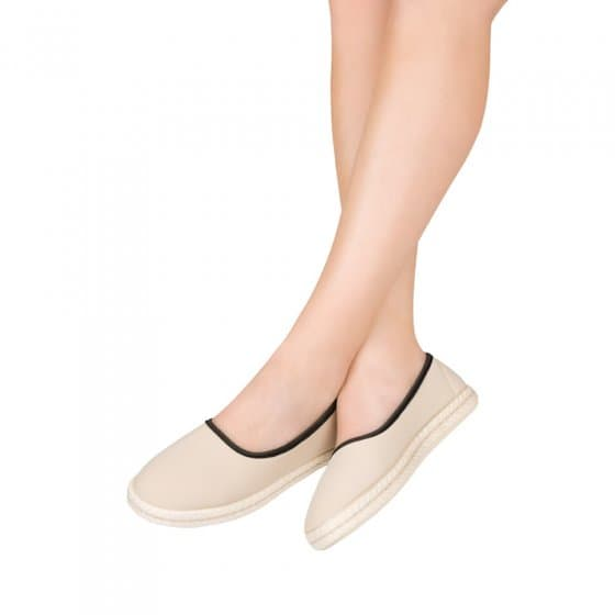 Textil Stretch-Ballerinas