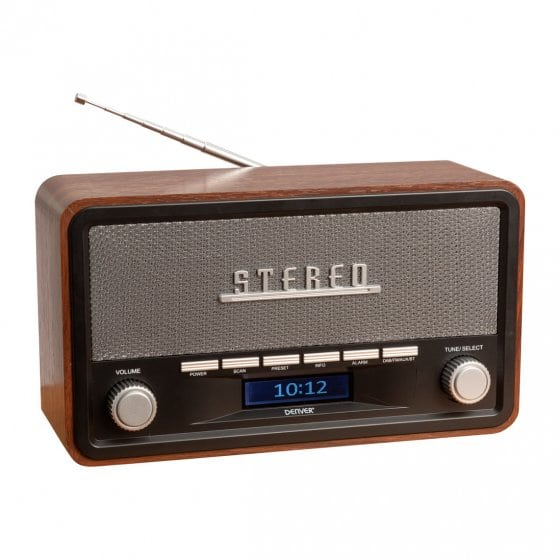 DAB+-Retro-Radio