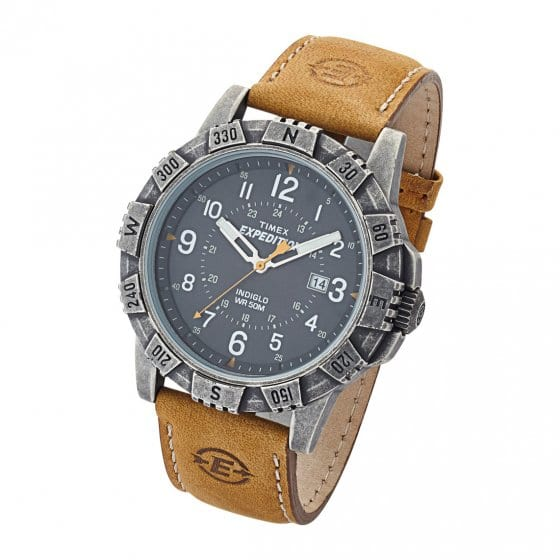 "TIMEX® Herenhorloge   ""Rugged Metal"""