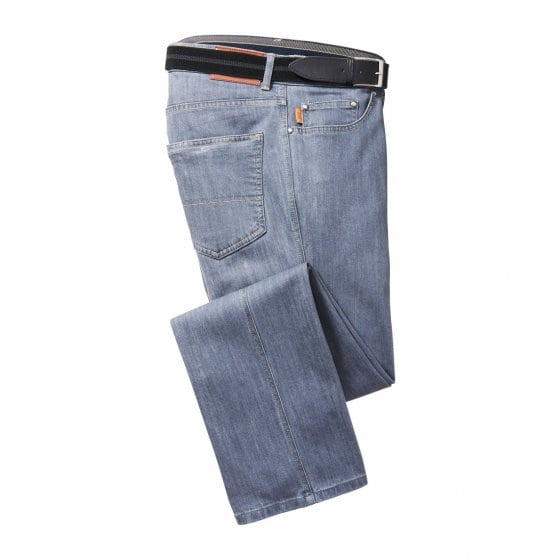 Jeans mit Wolle