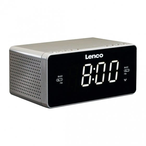 Uhrenradio mit LED-Display
