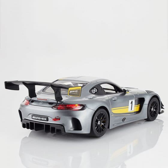 funkgesteuerter mercedes amg gt3 g nstig bei eurotops. Black Bedroom Furniture Sets. Home Design Ideas
