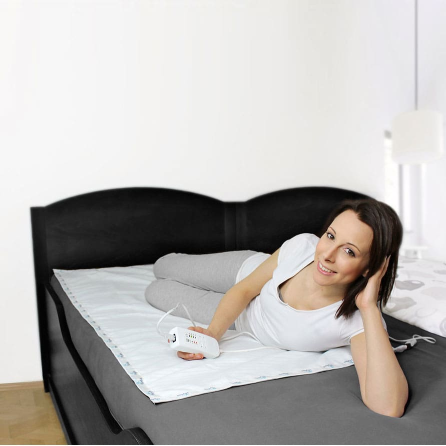 commander en toute simplicit surmatelas chauffant au carbone chez eurotops. Black Bedroom Furniture Sets. Home Design Ideas